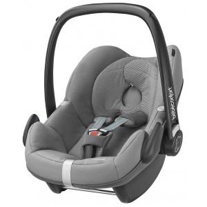 Silla de coche Grupo 0+ Bebé Confort Pebble Concrete Grey