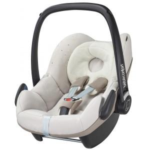 Silla de coche Grupo 0+ Bebé Confort Pebble Digital Rain