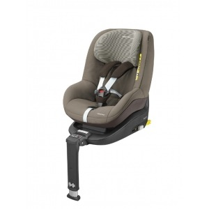 Silla de Bebe Confort del Grupo 1 2WayPearl + Base 2wayFix Earth Brown