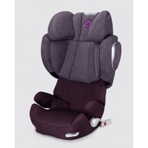 Silla de coche grupo 2/3 Cybex Solution Q-Fix Plus Lollipop Purple
