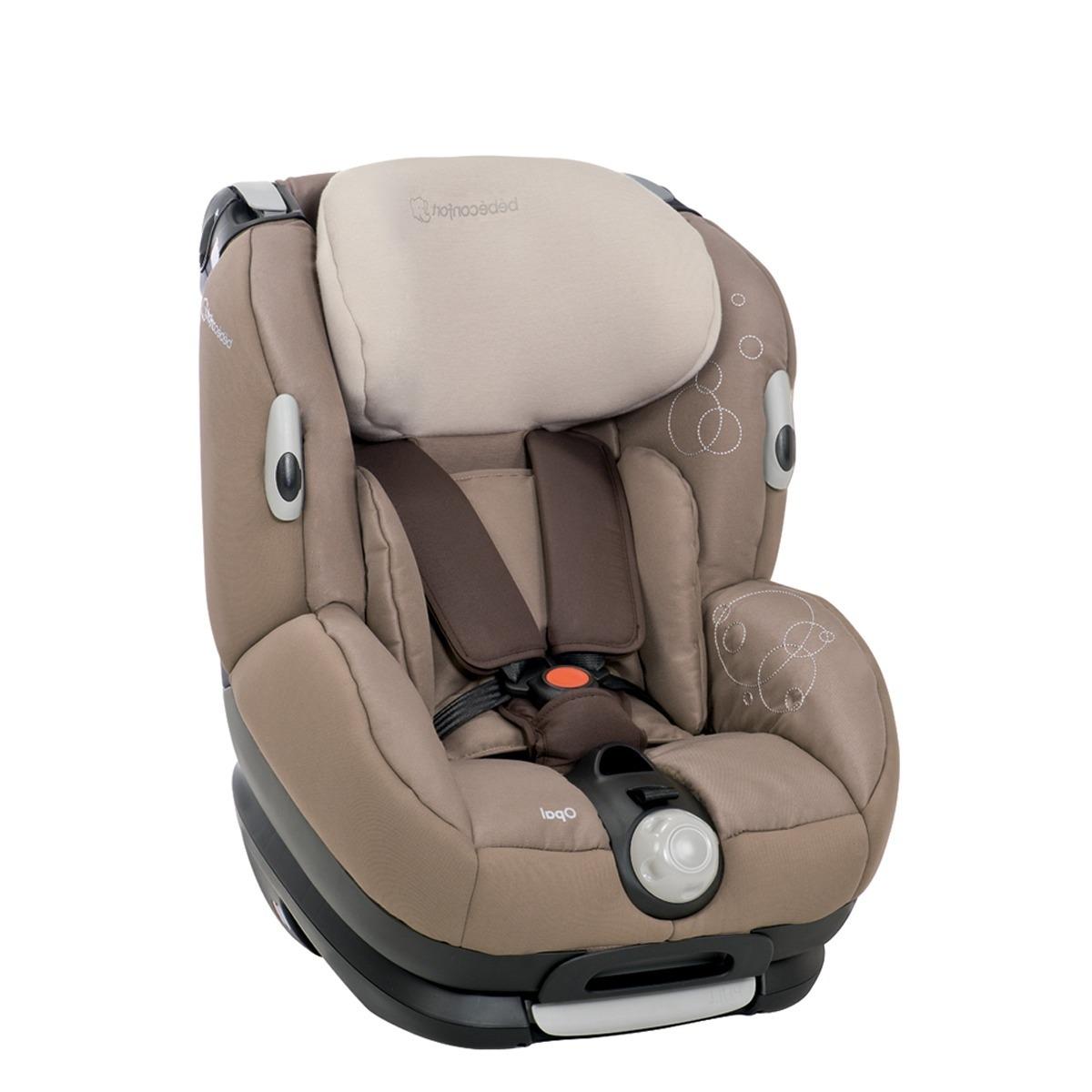 Silla de coche del grupo 0 y 1 beb confort opal walnut for Silla coche bebe grupo 0