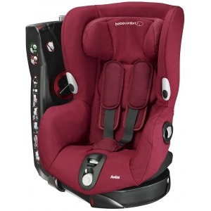 Silla de coche del Grupo 1 de Bebé Confort Axiss Robin Red