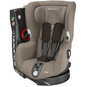 Silla de coche del Grupo 1 de Bebé Confort Axiss Earth Brown