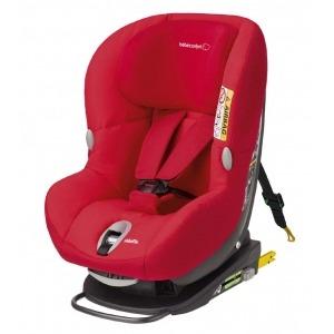Silla de coche de los Grupos 0+ y 1 Bebé Confort Milofix Origami Red