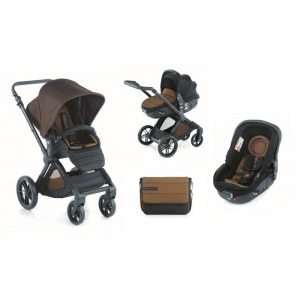 Carrito Muum de Jane Matrix S52 Brown