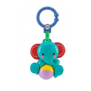 Sonajero Elefante Fisher Price