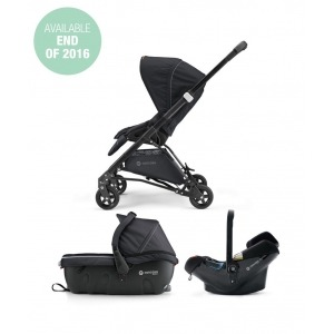 Cochecito Concord Soul 2016 Travel Set Midnight Black