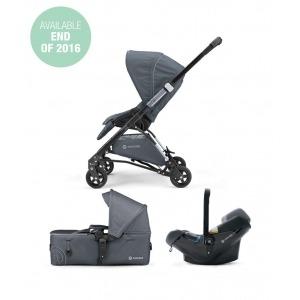 Cochecito Concord Soul 2016 Mobility Set Graphite Grey