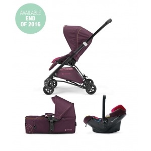 Cochecito Concord Soul 2016 Mobility Set Rose Pink