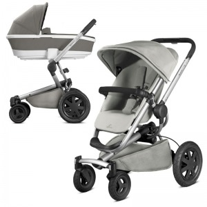 Cochecito Duo Quinny Buzz Xtra 2016 Grey Gravel