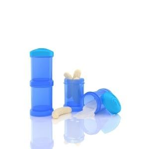 Dosificador Twistshake 2 x 100 ml Azul