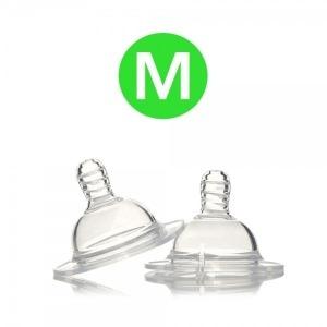 2 Tetinas Twistshake Anticólicos Silicona M +2 meses