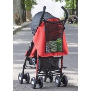 Red negra portaobjetos universal Chicco para sillas de paseo