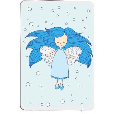 Cuadro Infantil Kirolin sobremesa Angel
