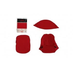 Set de Invierno Baby Ace 042 Rojo