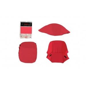 Set de verano Baby Ace 042 Rojo