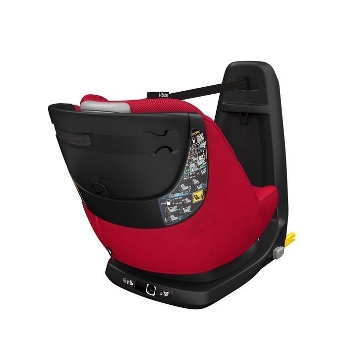 silla de coche del grupo 0 1 de beb confort axissfix i. Black Bedroom Furniture Sets. Home Design Ideas