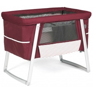 Minicuna Babyhome Air Set completo Rose