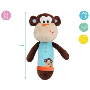 Mono con Sonido kiokids