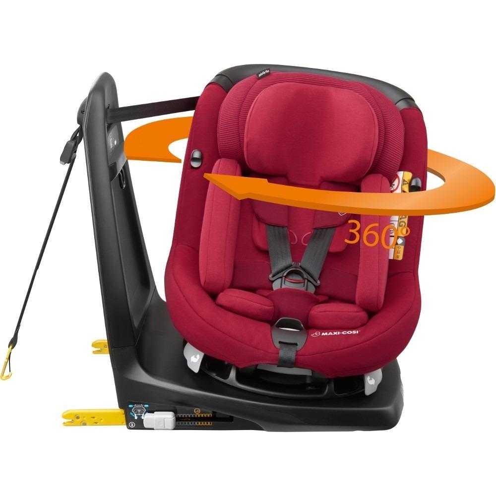 silla de coche del grupo 1 de beb confort axissfix plus i. Black Bedroom Furniture Sets. Home Design Ideas