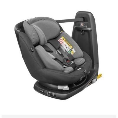 Silla de coche del Grupo 1 de Bebé Confort Axissfix Plus I-Size 2017 Black Raven