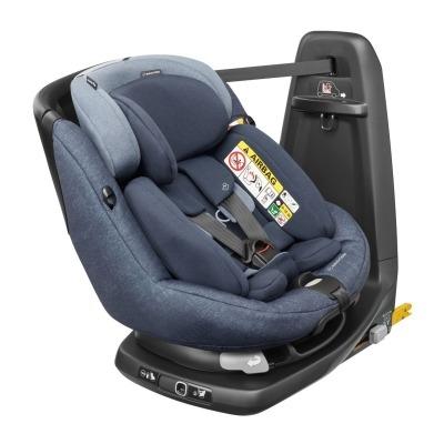 Silla de coche del Grupo 0-1 de Bebé Confort Axissfix Plus I-Size 2019 Nomad Blue