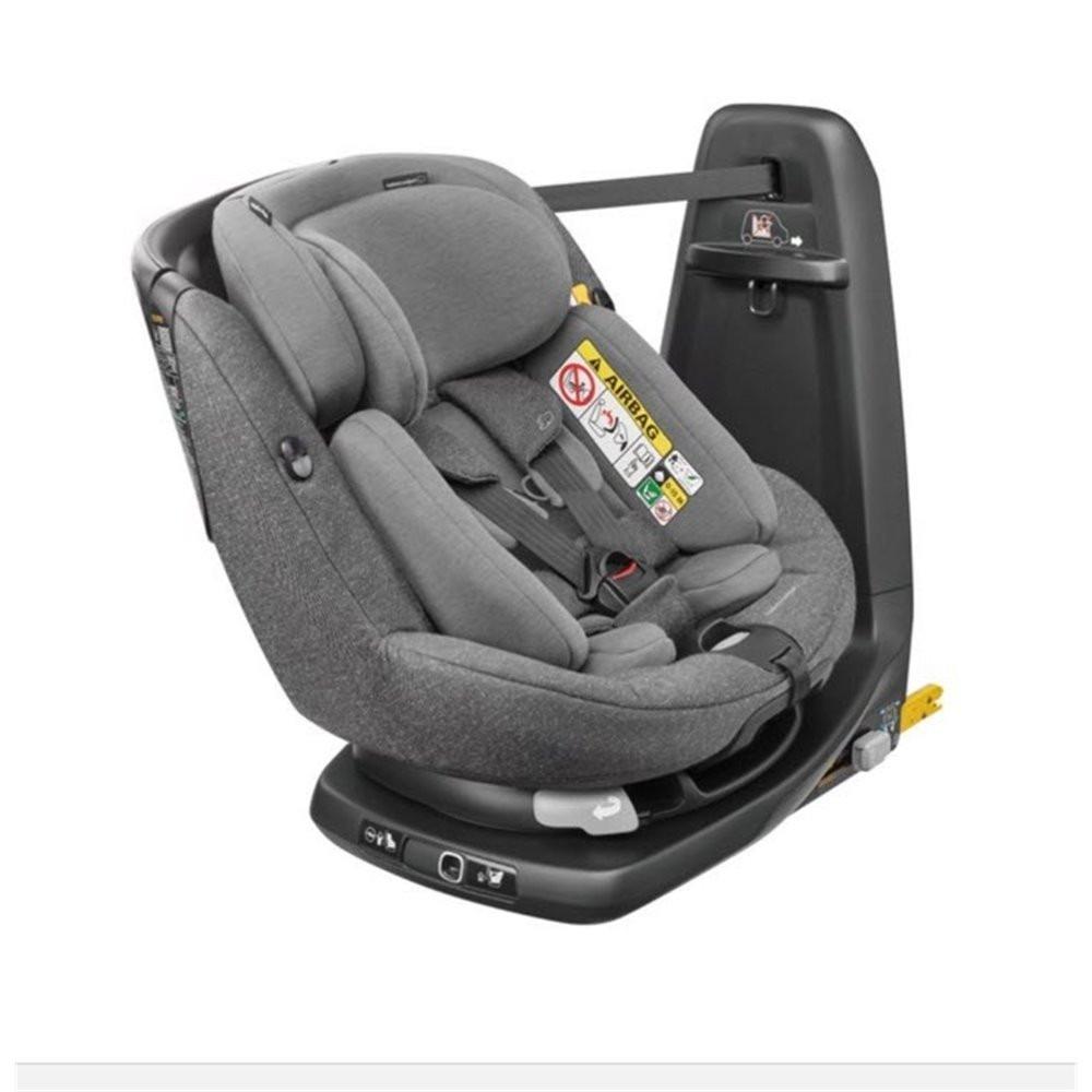 Silla de coche del grupo 1 de beb confort axissfix plus i for Silla coche bebe grupo 0