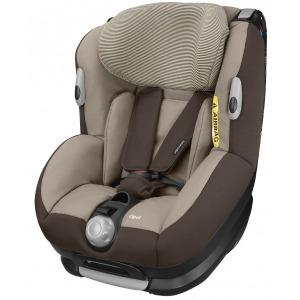 Silla de coche del Grupo 0+ y 1 Bebé Confort Opal Earth Brown