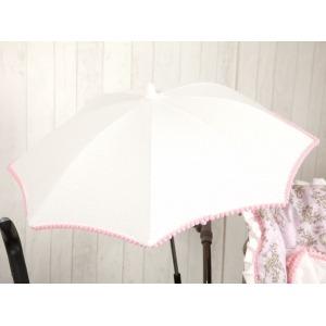 Sombrilla silla Paseos de Toile Rosa