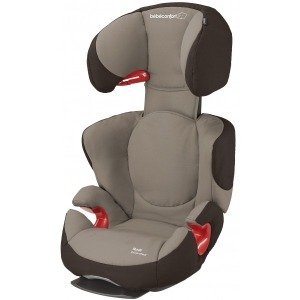 Silla de coche de Bebé Confort de los grupos 2 y 3 Rodi AirProtect Earth Brown