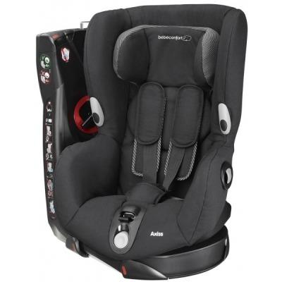 Silla de coche del Grupo 1 de Bebé Confort Axiss Black Raven