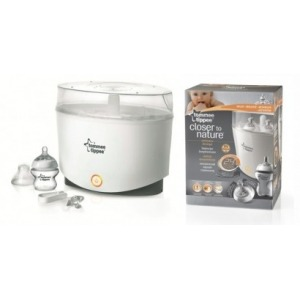 Esterilizador Electrico Closer to Nature de Tommee Tippee