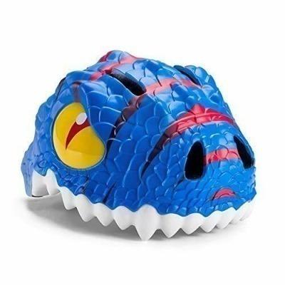 Casco de Seguridad Crazy Safety Dragón Azul