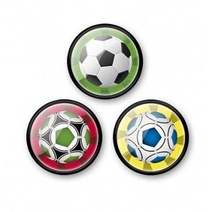Chapas decorativas Balls para mochila Roller