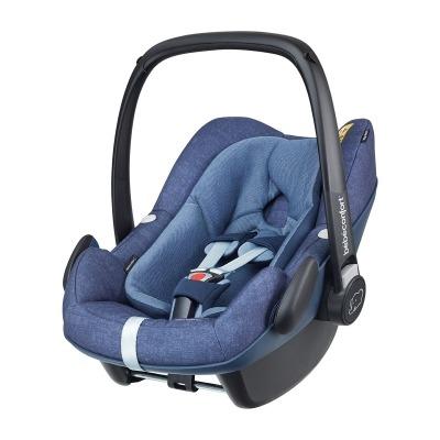 Silla de coche Grupo 0+ Bebé Confort I-Size Pebble PlusNomad Blue