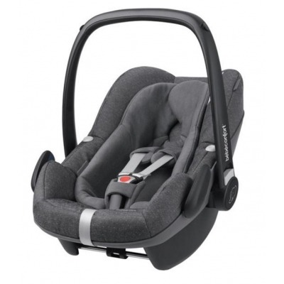 Silla de coche Grupo 0+ Bebé Confort I-Size Pebble Plus Sparkling Grey
