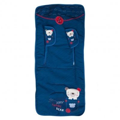 Colchoneta ligera Teddy Bear