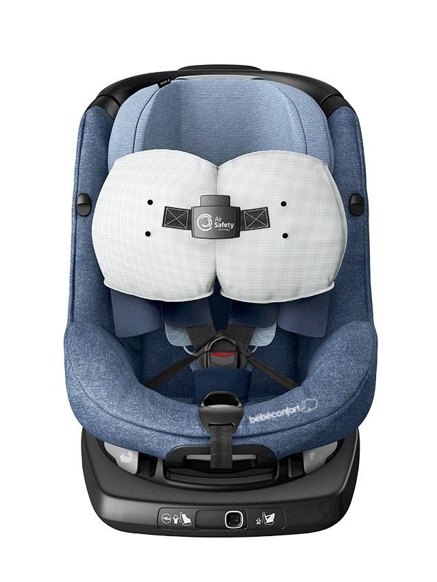 Silla de coche del grupo 0 1 de beb confort axissfix air for Silla coche bebe grupo 0