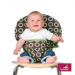 Trona Totseat Chocolate Diset