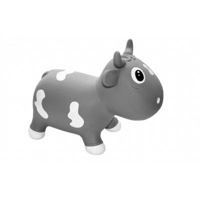Vaca saltarina Kidzzfarm Betsy color Gris