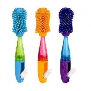 Cepillo limpia biberon sin rayaduras
