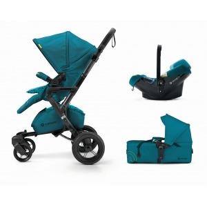 Cochecito Trio Concord Neo Mobility Set 2018 Scuba Green