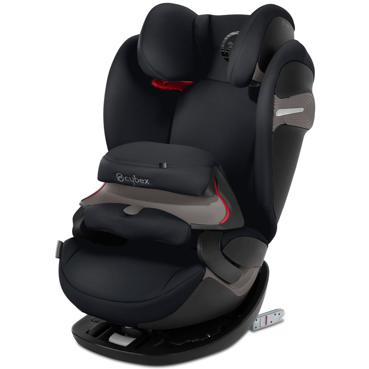 silla de coche grupos 1 2 y 3 cybex pallas s fix con. Black Bedroom Furniture Sets. Home Design Ideas