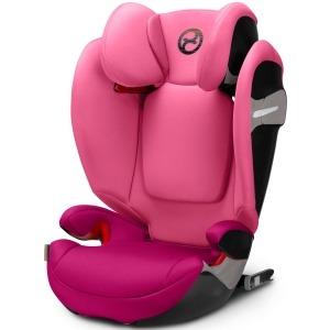Silla de coche Cybex Solution S-Fix 2018 Passion Pink