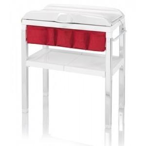 Bañera Cambiador Inglesina Spa Rojo