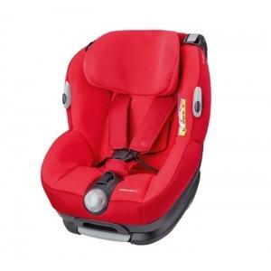 Silla de coche del Grupo 0+ y 1 Bebé Confort Opal Vivid Red