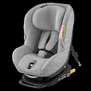 Silla de coche de los Grupos 0+ y 1 Bebé Confort Milofix Nomad Grey