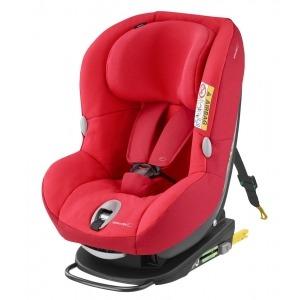 Silla de coche de los Grupos 0+ y 1 Bebé Confort Milofix Vivid Red