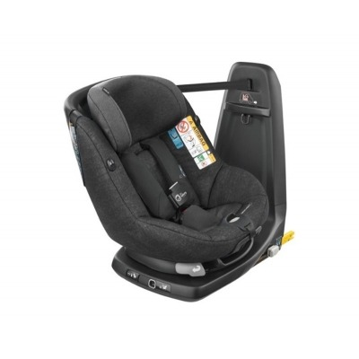 Silla de coche del Grupo 1 de Bebé Confort Axissfix I-Size Nomad Black