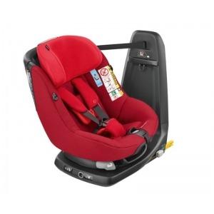 Silla de coche del Grupo 1 de Bebé Confort Axissfix I-Size Vivid Red